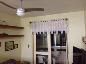 Sala com sacada